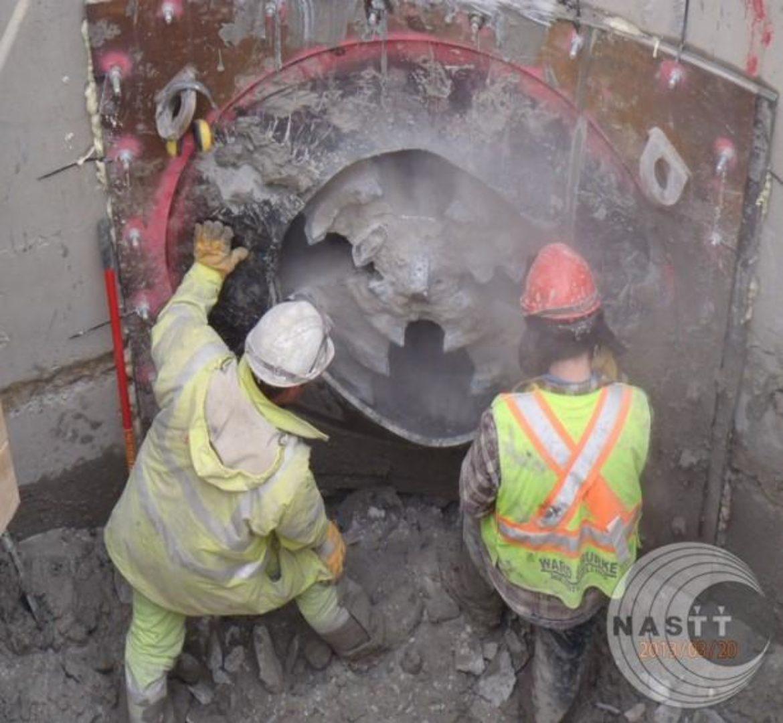 Microtunneling
