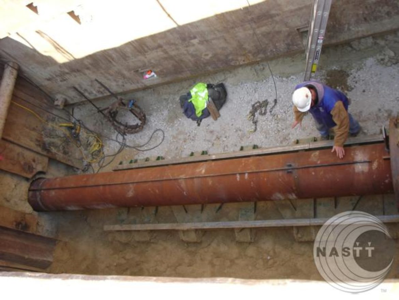 Pilot Tube Microtunneling