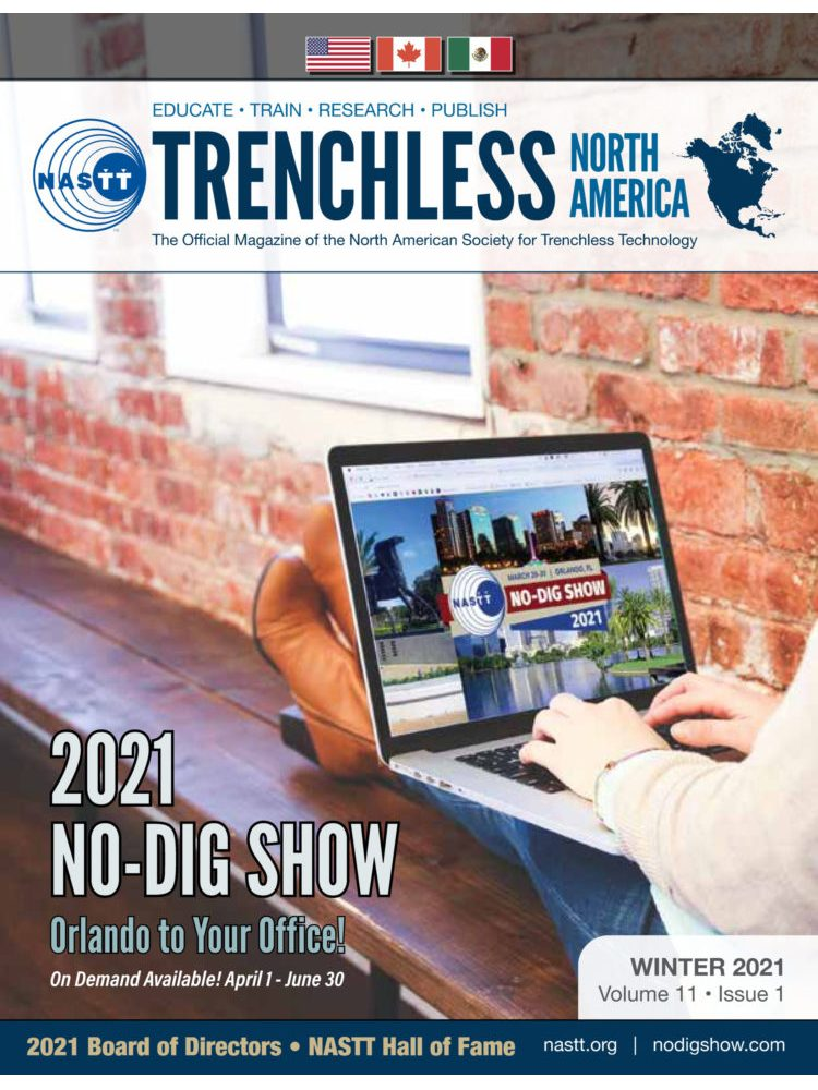 Winter 2021 Trenchless North America